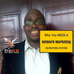 Network Marketing Recruiting System
